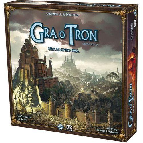 Galakta Gra o tron. druga edycja - . darmowa dostawa do kiosku ruchu od 24,99zł