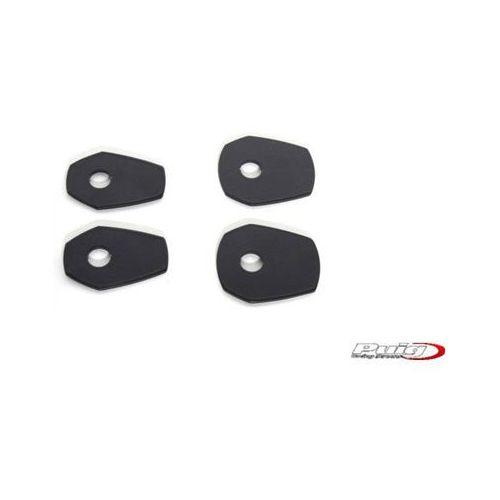 Uchwyty PUIG do kierunkowskazów przednich w Suzuki (GSXR, SV, GSF)