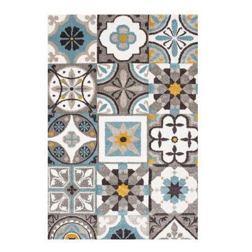 Colours Dywan puppis 66 x 110 cm płytka niebieski