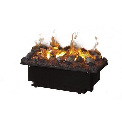 Wkład kominkowy do zabudowy kaseta 500 r 3d led z dużymi polanami l - świeci i dymi - ekstra dodatkowy rabat marki Dimplex - najlepsze ceny