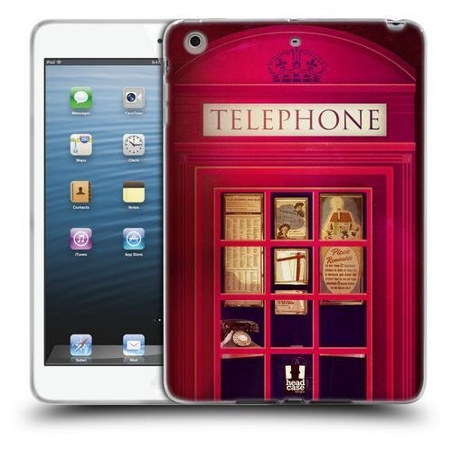 Etui silikonowe na tablet - Telephone Box K2 z kategorii Pokrowce i etui na tablety
