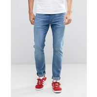 519 extreme skinny fit jeans the terror light wash - blue marki Levis