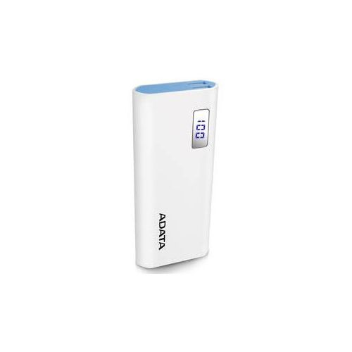 Power bank p12500d 12500mah (ap12500d-dgt-5v-cwh) biała marki Adata