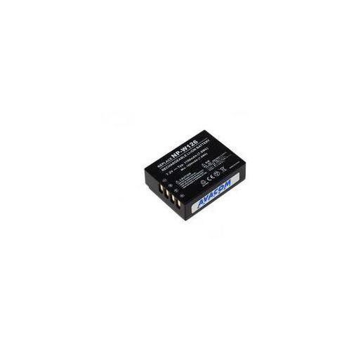 Baterie do kamer wideo / fotoaparatów Avacom dla Fujifilm NP-W126 Li-Ion 7,2V 1100mAh (DIFU-W126-744)