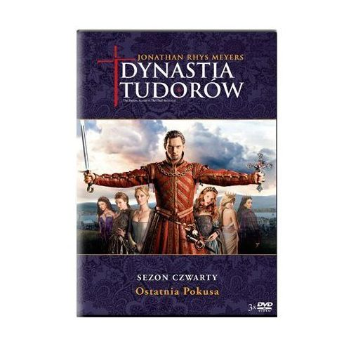 Dynastia Tudorów - sezon 4 (DVD) - Dearbhla Walsh z kategorii Seriale, telenowele, programy TV