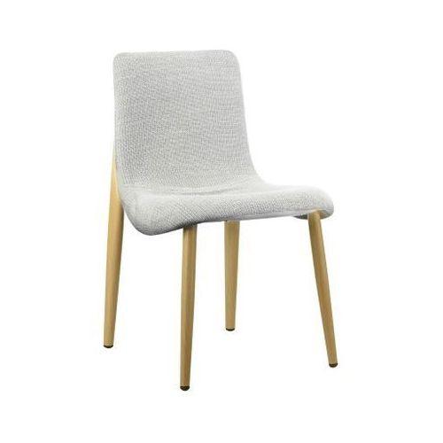Krzesło Comfort grey, kolor szary
