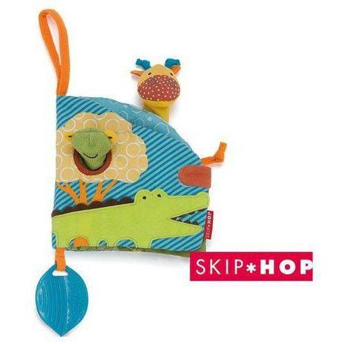 Skip hop  książeczka safari