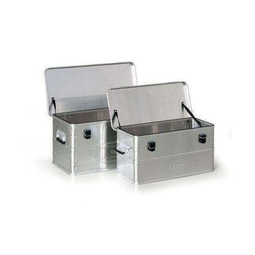 Aluminiowe skrzynki - zostaw 59 + 91 L
