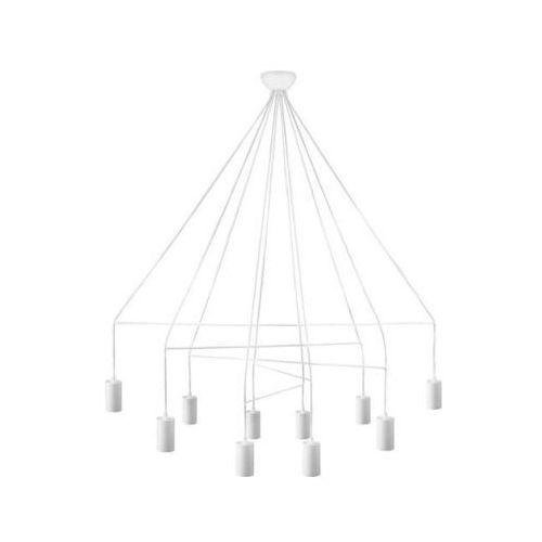Lampa wisząca nad stół IMBRIA WHITE X 10pkt 9678 + RABAT w koszyku!!!, kolor biały