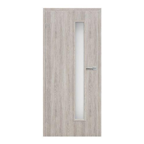 Drzwi pokojowe Exmoor 80 lewe jesion szary, SDZ002430
