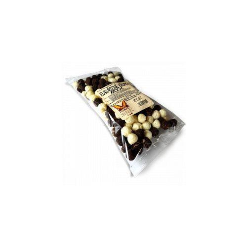 Chrupki kukurydziane jogurtowo kakaowe mix 150 g marki Natural