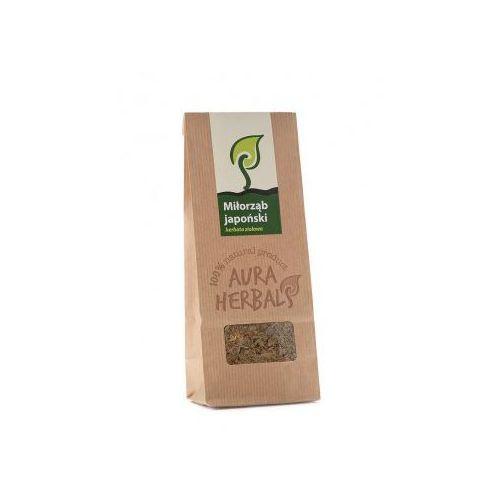 Miłorząb japoński - Ginkgo Biloba herbata ziołowa (100 g) Aura Herbals