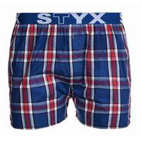 styx bokserki męskie xl czerwone marki Styx