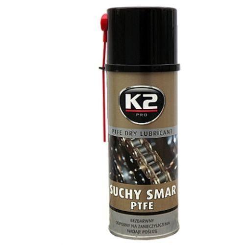 K2 suchy smar z ptfe smaruje i zabezpiecza (5906534007704)