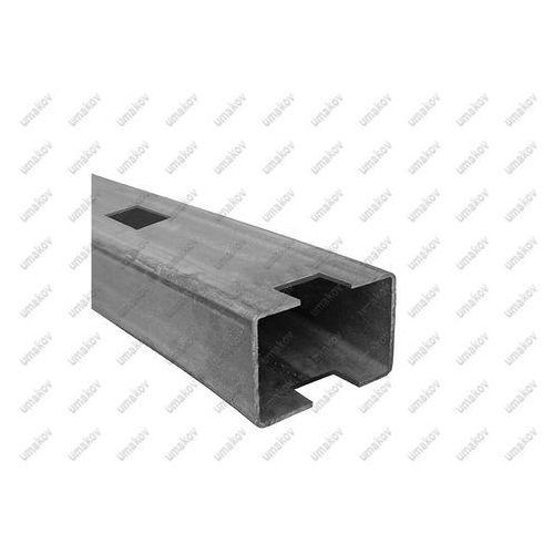 Profil zdobiony Hladký, L3m, os otvorov 125mm,