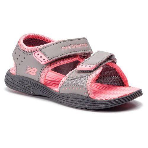 Sandały NEW BALANCE - K2004PKG Pink/Grey