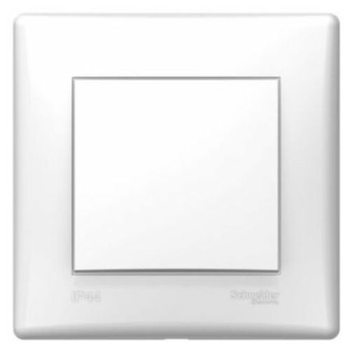 Schneider electric polska sp. z o.o. Sedna łącznik schodowy ip 44 biały (blister) sdn0490421