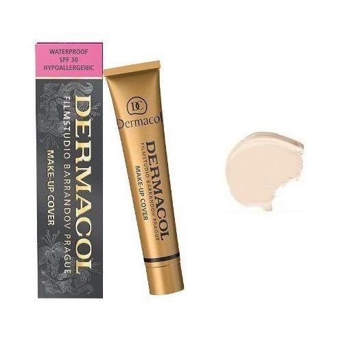 Dermacol Make-Up Cover | Podkład kryjący - kolor 208 - 30g. Najniższe ceny, najlepsze promocje w sklepach, opinie.