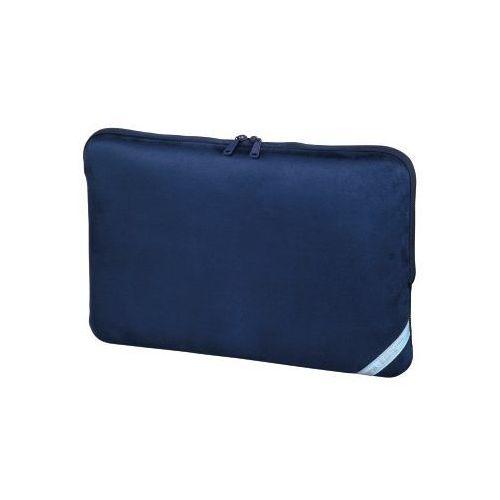 ETUI DO NOTEBOOKA VELOUR 17.3 NIEBIESKIE z kategorii torby, pokrowce, plecaki