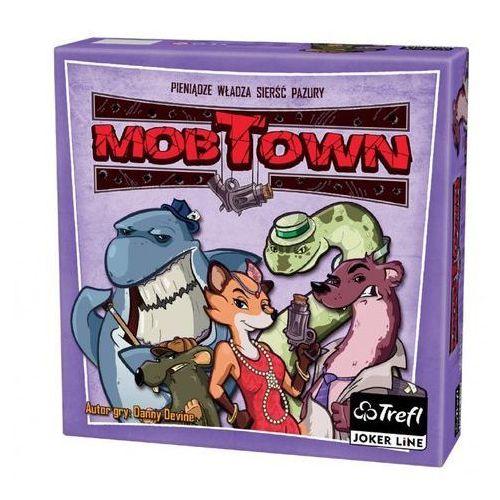 Trefl Mob town. gra karciana