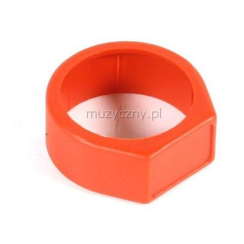 xcr 2 pierścień na złącze nc**x* (czerwony) marki Neutrik