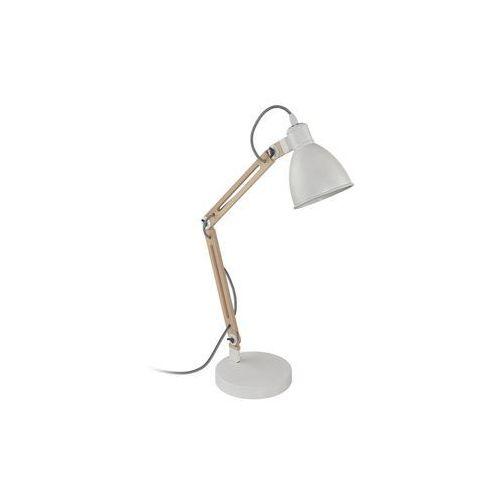 Eglo 96957 - Lampa stołowa TORONA 1 1xE14/60W/230V biały, 96957