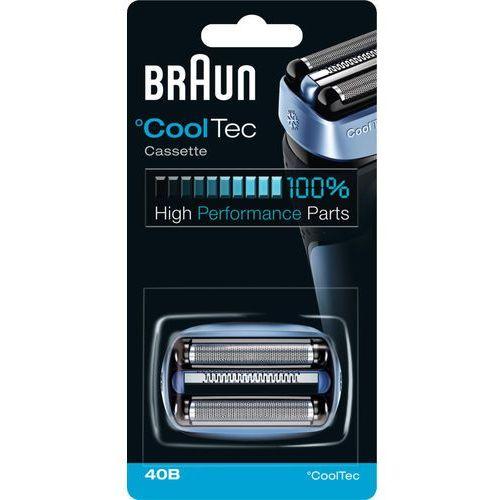 Braun Folia + Blok ostrzy 40B Series CoolTec (4210201076520)