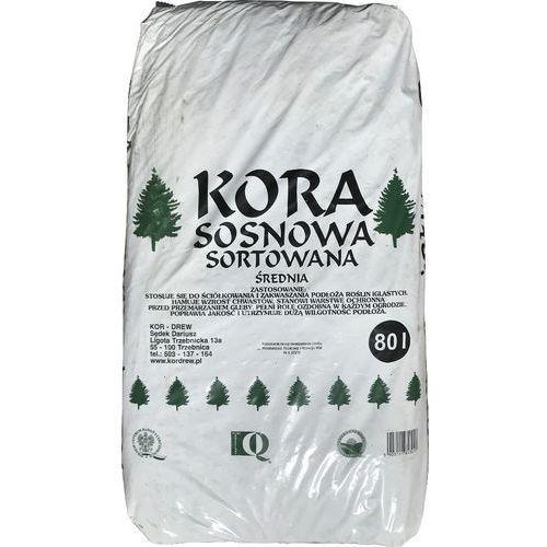 Kora Sosnowa 10-50 mm 80L