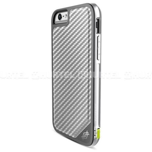 X-doria Etui defense lux do iphone 6/6s srebrny