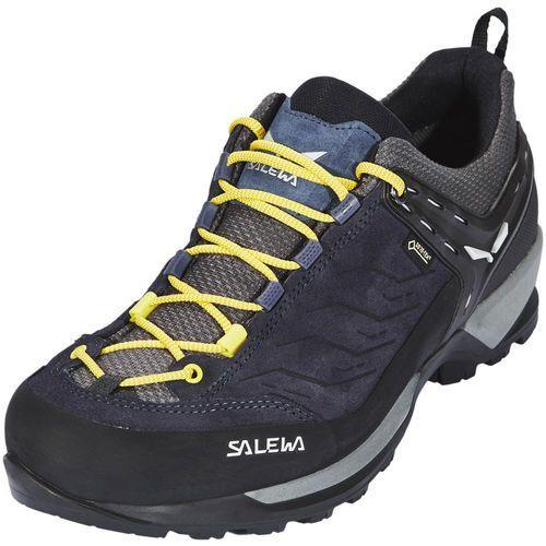 Salewa MTN Trainer GTX Buty Mężczyźni niebieski/czarny UK 8 | EU 42 2018 Buty podejściowe (4053865858688)
