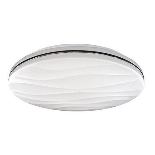 Plafon LAMPA sufitowa KLARA LED 25W 03593 Ideus okrągła OPRAWA ścienna KINKIET do łazienki IP44 biały, 03593