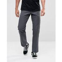 Dickies 874 work pant chinos in straight fit - grey
