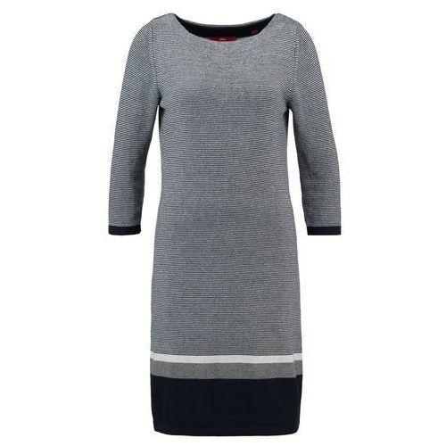 sukienka damska 34 niebieski marki S.oliver