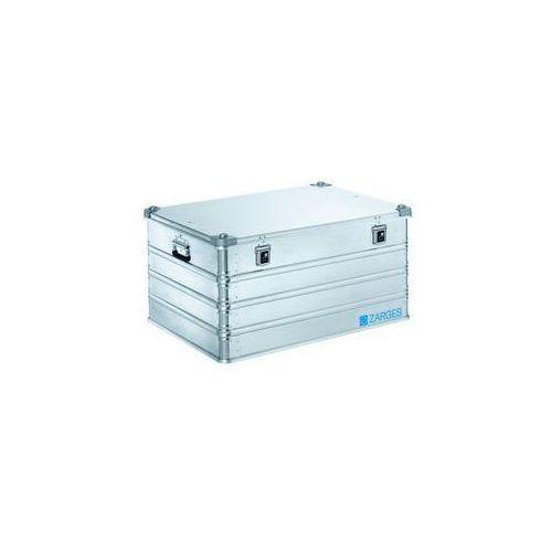 Aluminiowa skrzynka transportowa,poj. 259 l, dł. x szer. x wys. wewn. 900 x 640 x 450 mm