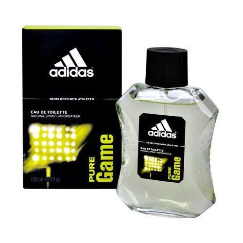 Adidas pure game woda toaletowa 100ml marki Coty