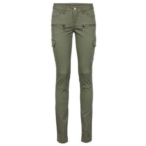 30f4ad74c5a4c6 Spodnie damskie Kolor: brązowy, Kolor: zielony, ceny, opinie, sklepy ...