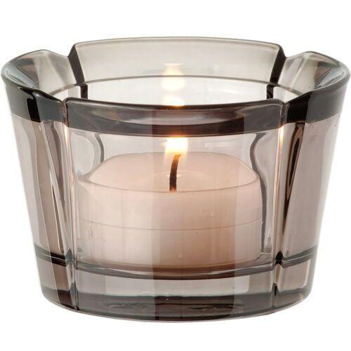 Świecznik na tealight grand cru brązowy (35568) marki Rosendahl