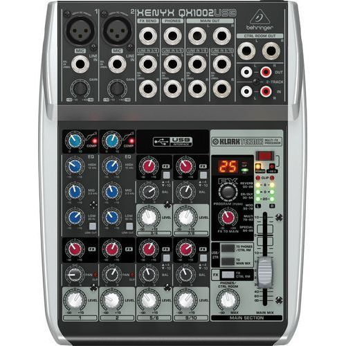 Behringer QX1002USB (sprzęt DJ)