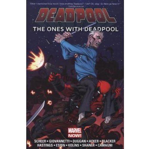 Deadpool: the Ones with Deadpool, Marvel Comics