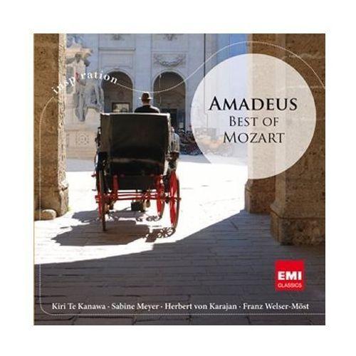 Amadeus - Best Of Mozart - Warner Music Poland - produkt z kategorii- Muzyka klasyczna - pozostałe