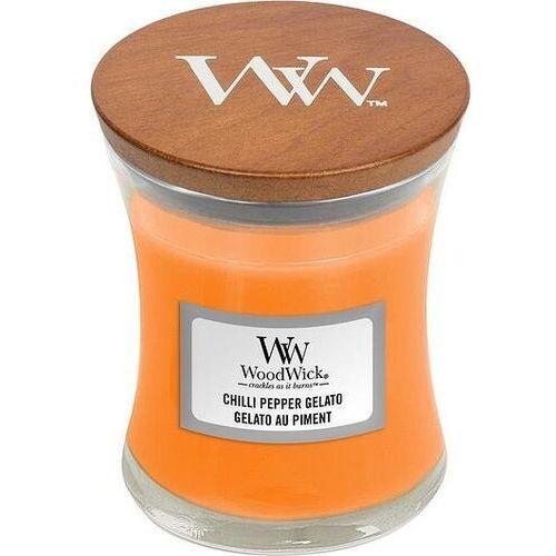 Woodwick Świeca core chilli pepper gelato mała (5038581113586)
