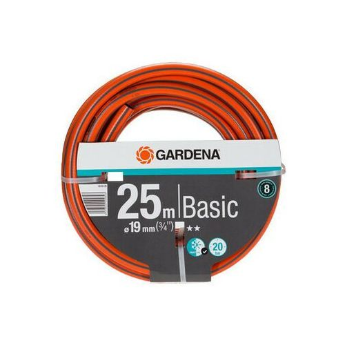 """wąż ogrodowy basic 3/4"""", 25 m - darmowa dostawa od 95 zł! marki Gardena"""