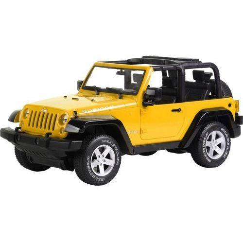 Zdalnie sterowany Jeep Wrangler BUDDY TOYS Żółty + DARMOWY TRANSPORT! z kategorii Pozostałe zdalnie sterowane