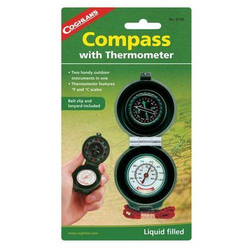 Coghlans Kompas z termometrem 9740