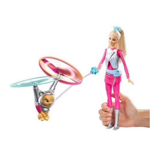 Mattel Barbie gwiezdna przygoda barbie i latający kotek