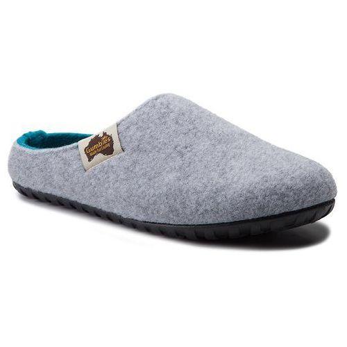 Kapcie GUMBIES - Outback Grey/Turquoise, 40-45