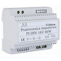 P15/60 Zasilacz 15-19 V 4A dedykowany do systemów wideodomofonowych Vidos