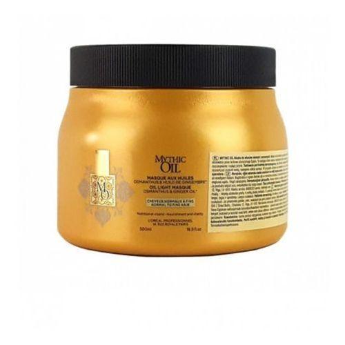 LOREAL MYTHIC OIL Maska do włosów cienkich i normalnych 500 ml, towar z kategorii: Pozostałe