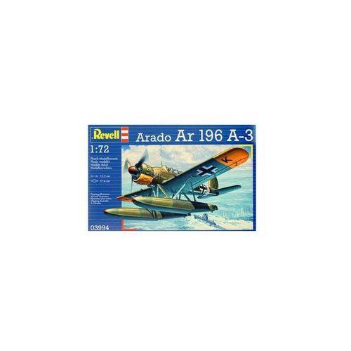 Model do sklejania Samolot Arado Ar 196 A-3 1:72 Revell
