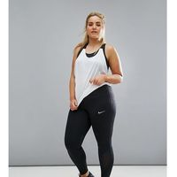 Nike Plus Running Power Epic Lux Tight In Black - Black